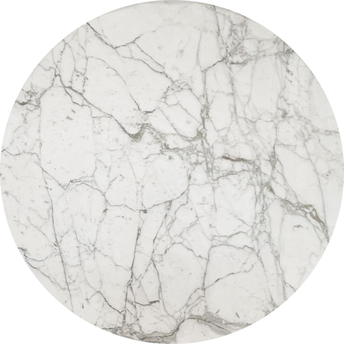 Saarinen Collection Round Tables(サーリネンテーブル)Φ1370mm アラベスカート 164TRMA2 (007)