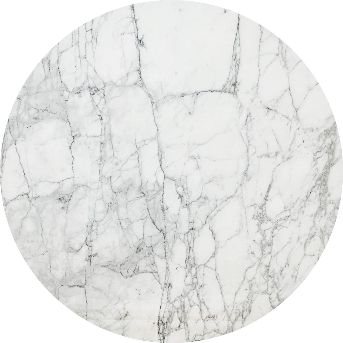 Saarinen Collection Round Tables(サーリネンテーブル)Φ1370mm アラベスカート 164TRMA2 (008)
