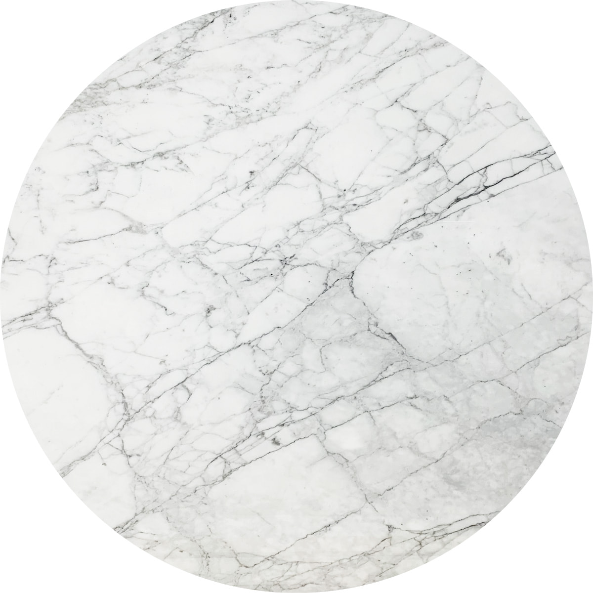 Saarinen Collection Round Tables(サーリネンテーブル) Φ1370mm アラベスカート 164TRMA2 (009)