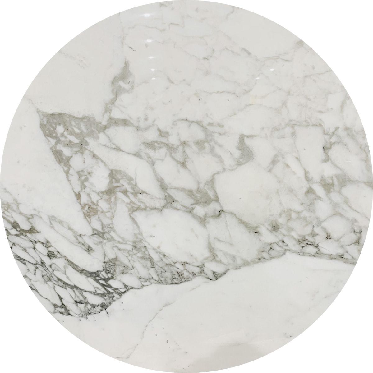 Saarinen Collection Round Tables(サーリネンテーブル) Φ1370mm アラベスカート 164TRMA2 (010)
