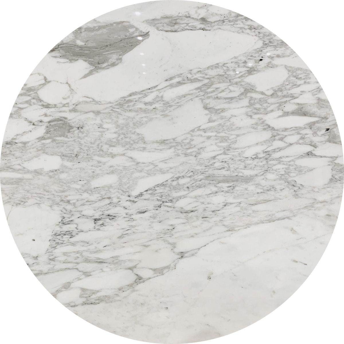 Saarinen Collection Round Tables(サーリネンテーブル)Φ1370mm アラベスカート 164TRMA2 (011)