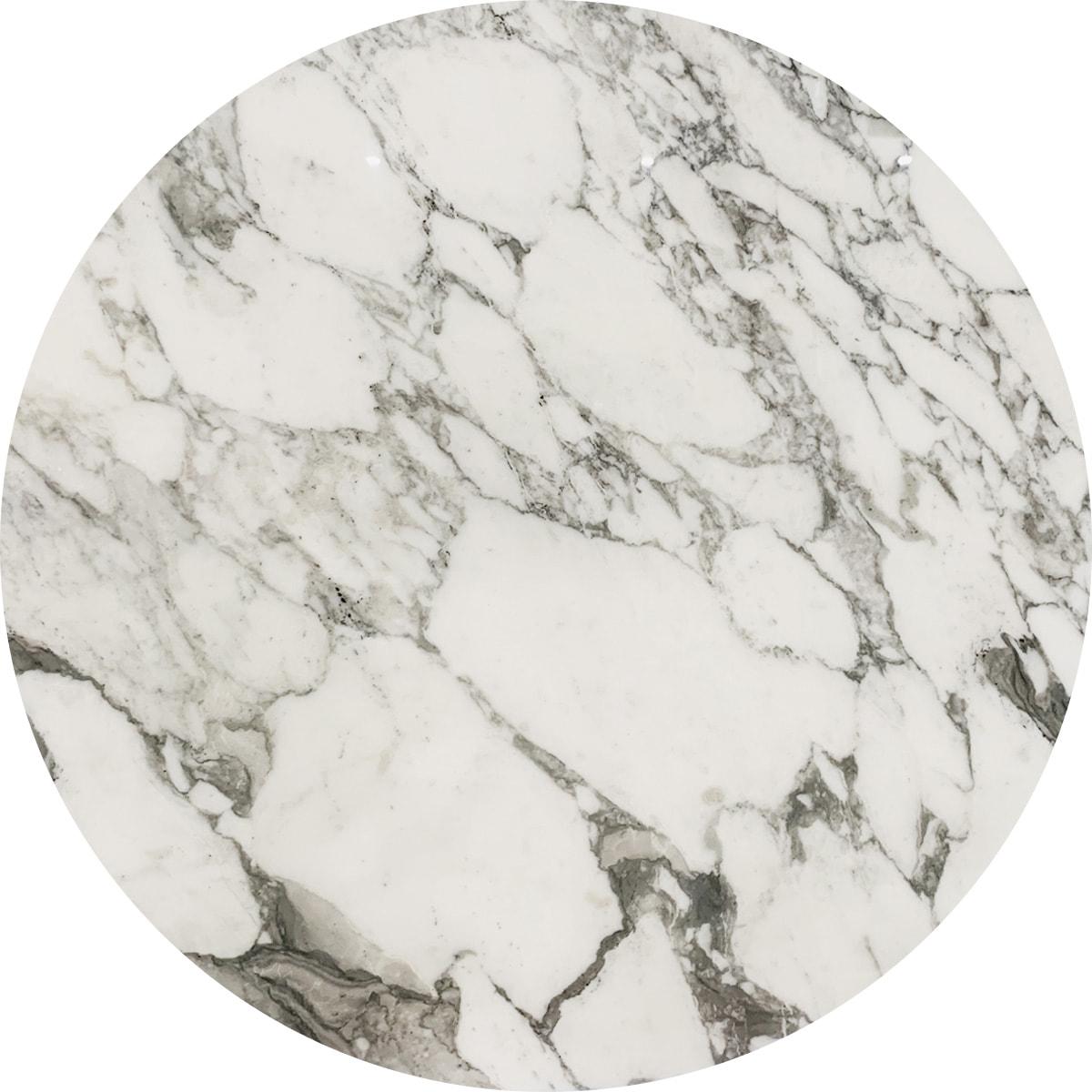 Saarinen Collection Round Tables(サーリネンテーブル) Φ1070mm アラベスカート 173TRMA2 (006)