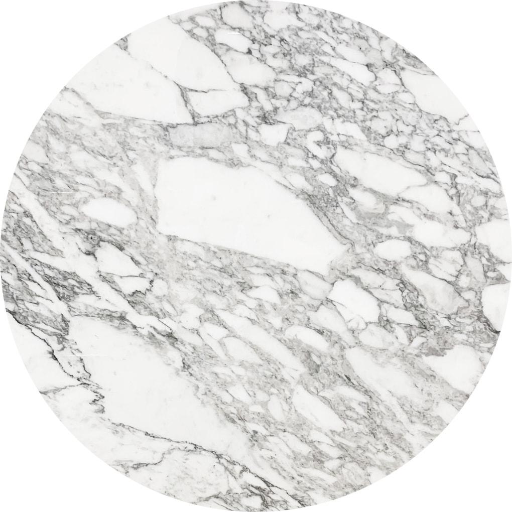 Saarinen Collection Round Tables(エーロ・サーリネン テーブル)Φ1070mm アラベスカート 173TRMA2 (016)