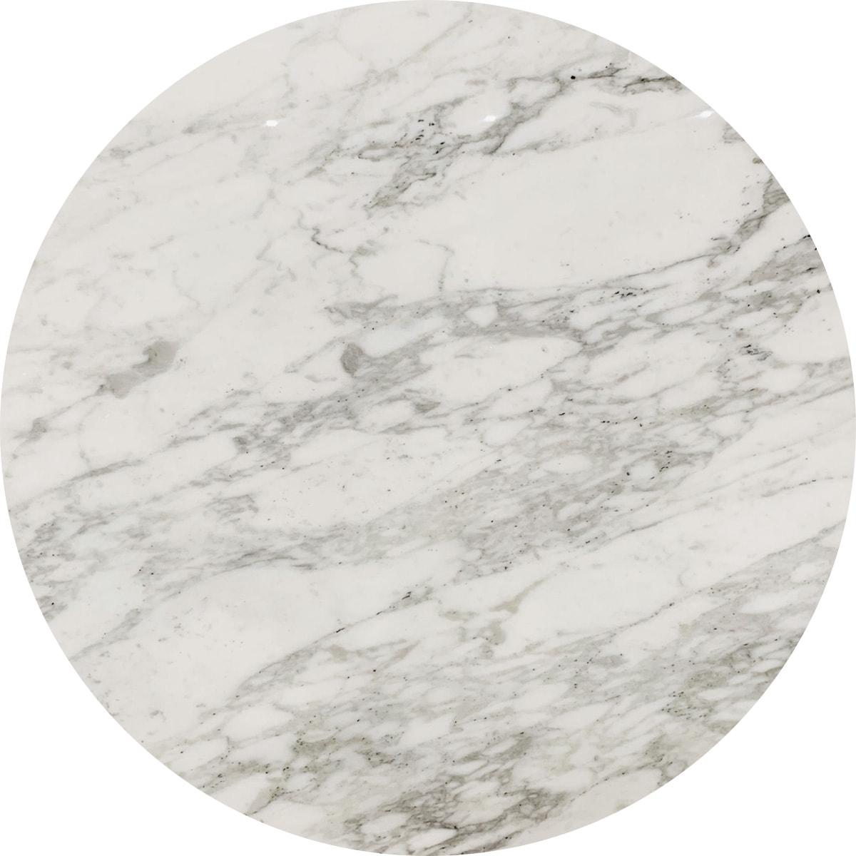 Saarinen Collection Round Tables(サーリネンテーブル) Φ1200mm アラベスカート 176TRMA2 (011)