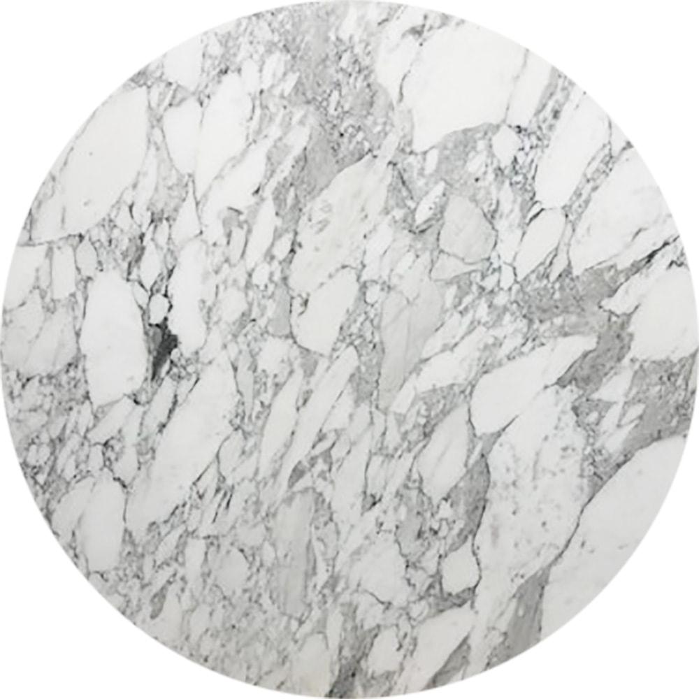 Saarinen Collection Round Tables(サーリネンテーブル) Φ1200mm アラベスカート 176TRMST2 (021)