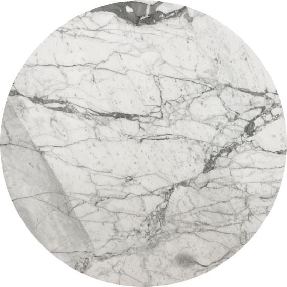 Saarinen Collection Round Tables(サーリネンテーブル) 1200mm アラベスカート 176TRMA2 (023)