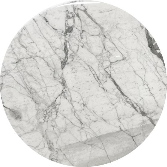 Saarinen Collection Round Tables(サーリネンテーブル) Φ1200mm アラベスカート 176TRMST2 (024)