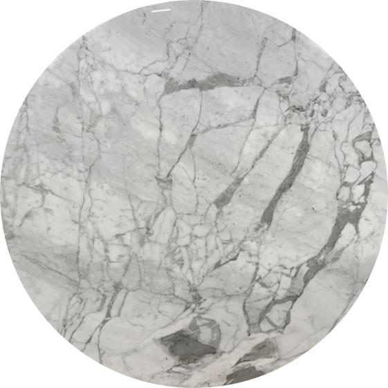 Saarinen Collection Round Tables(サーリネンテーブル) Φ1200mm アラベスカート 176TRMST2 (025)