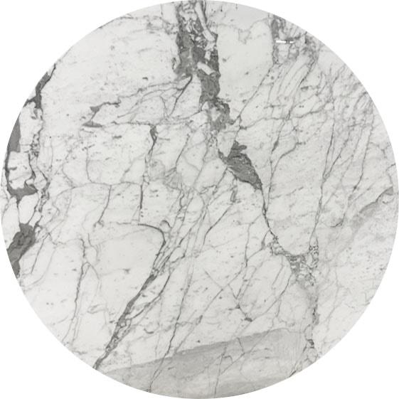 Saarinen Collection Round Tables(サーリネンテーブル) Φ1200mm アラベスカート 176TRMST2 (027)