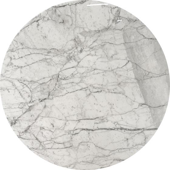Saarinen Collection Round Tables(サーリネンテーブル) Φ1200mm アラベスカート 176TRMST2 (028)