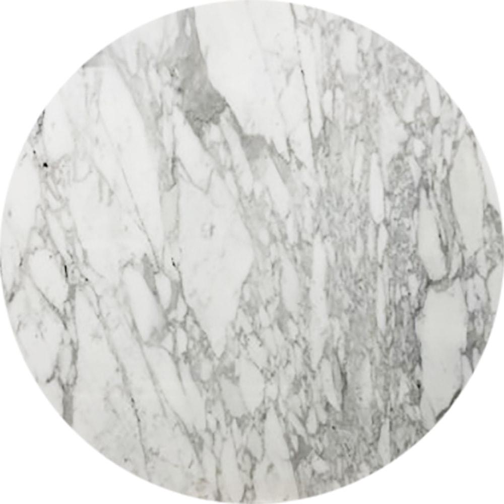 Saarinen Collection Round Tables(サーリネンテーブル) Φ1200mm アラベスカート 176TRMST2 (020)