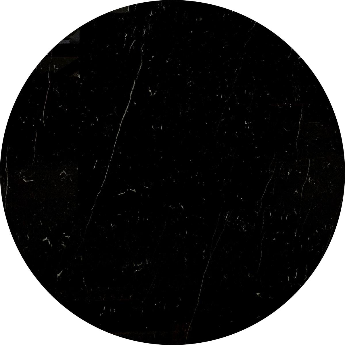 Saarinen Collection Round Tables(サーリネンテーブル) 1200mm ネロマルキーナ 176TRMN1(003)