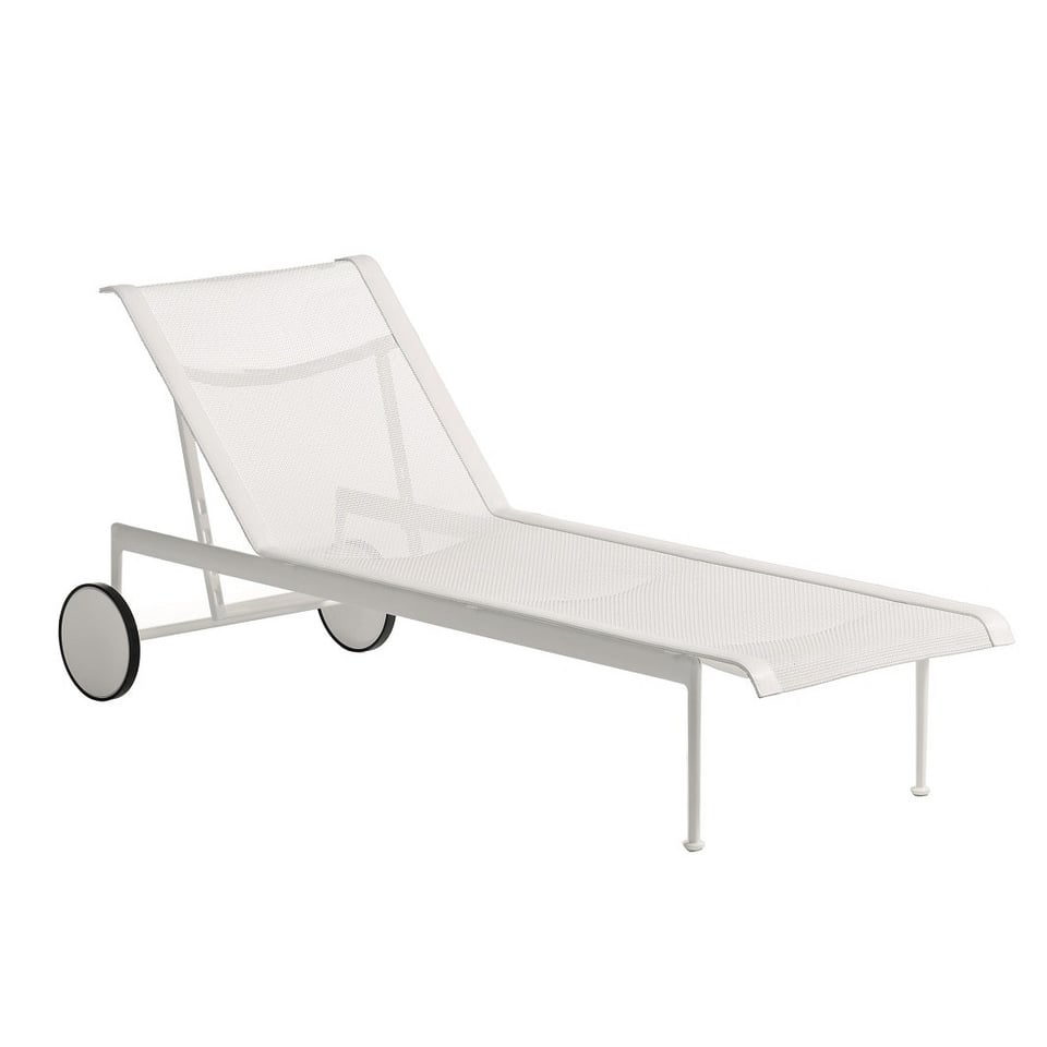 Schultz Collection 1966 Adjustable Chaise Lounge
