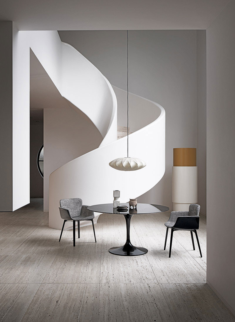 Knoll presents Matic and KN06: the new collections for 2020 designed by Piero Lissoni