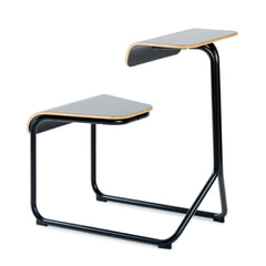 Toboggan Chair Desk