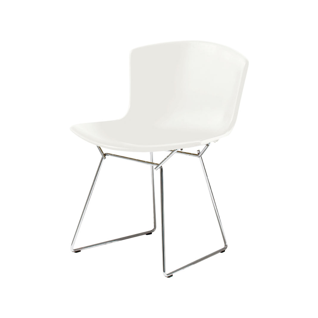 Bertoia Collection Side Chair -Plastic-