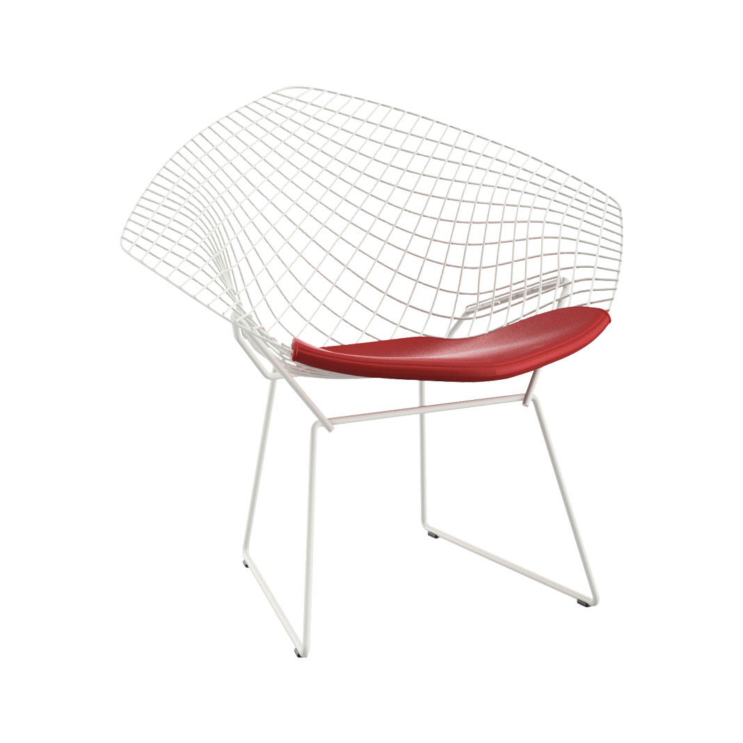 Bertoia Collection Lounge Seating -Diamond Armchair- [QuickShip]