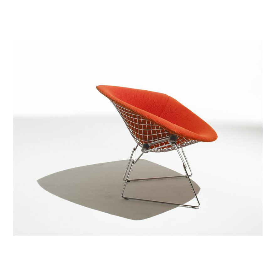Bertoia Collection Lounge Seating -Large Diamond Armchair-