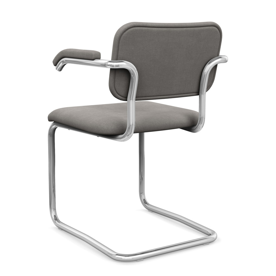 Breuer Collection Cesca Chair Upholstered