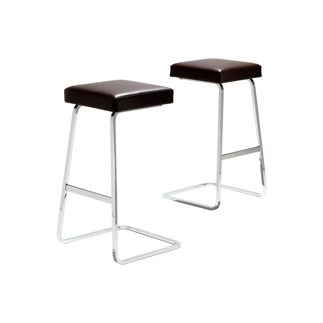 Mies van der Rohe Collection Four Seasons stool