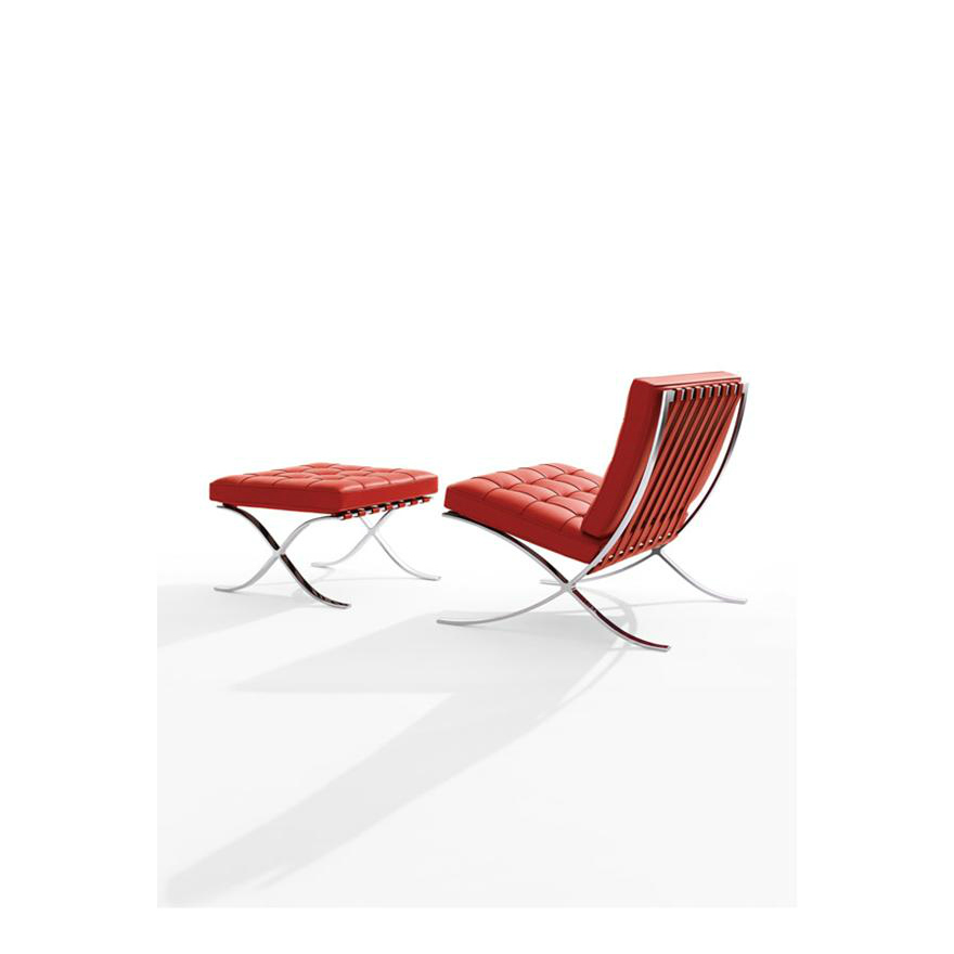 Mies van der Rohe Collection Barcelona chair - Relax