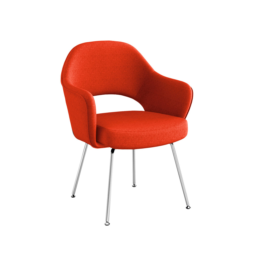 Saarinen Collection Conference Chairs - Armchair-