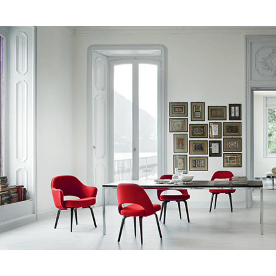 [Quickship] Saarinen Collection Conference Chairs - Armchair-