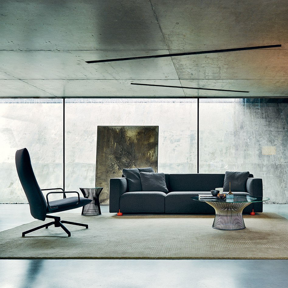 Edward Barber & Jay Osgerby Collection Pilot Chair for Knoll (High back)