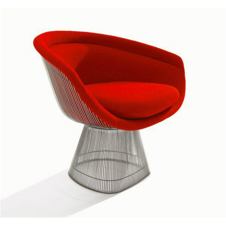 Platner Collection Lounge and Side Seating (Lounge chair)
