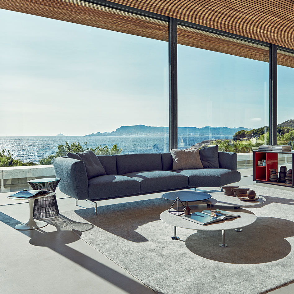 Piero Lissoni Avio Sofa System - Compact