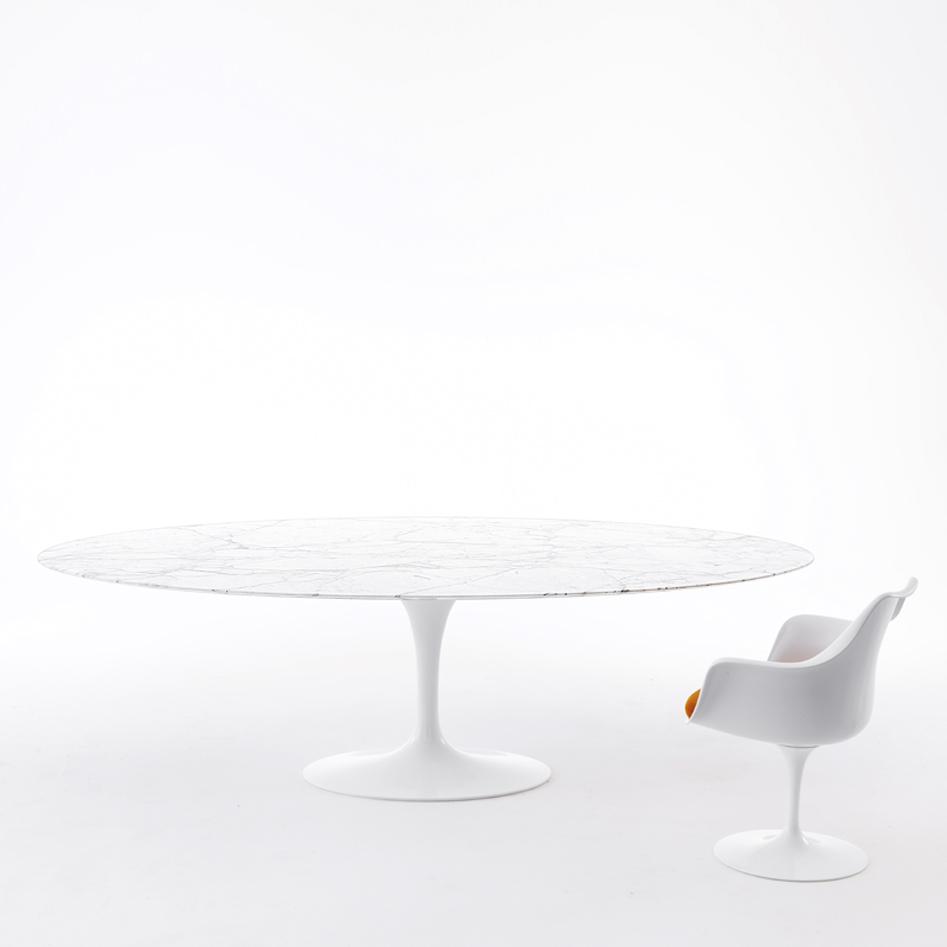 Saarinen Collection Oval Tables