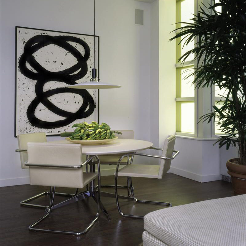 Florence Knoll Collection Round and Oval Tables