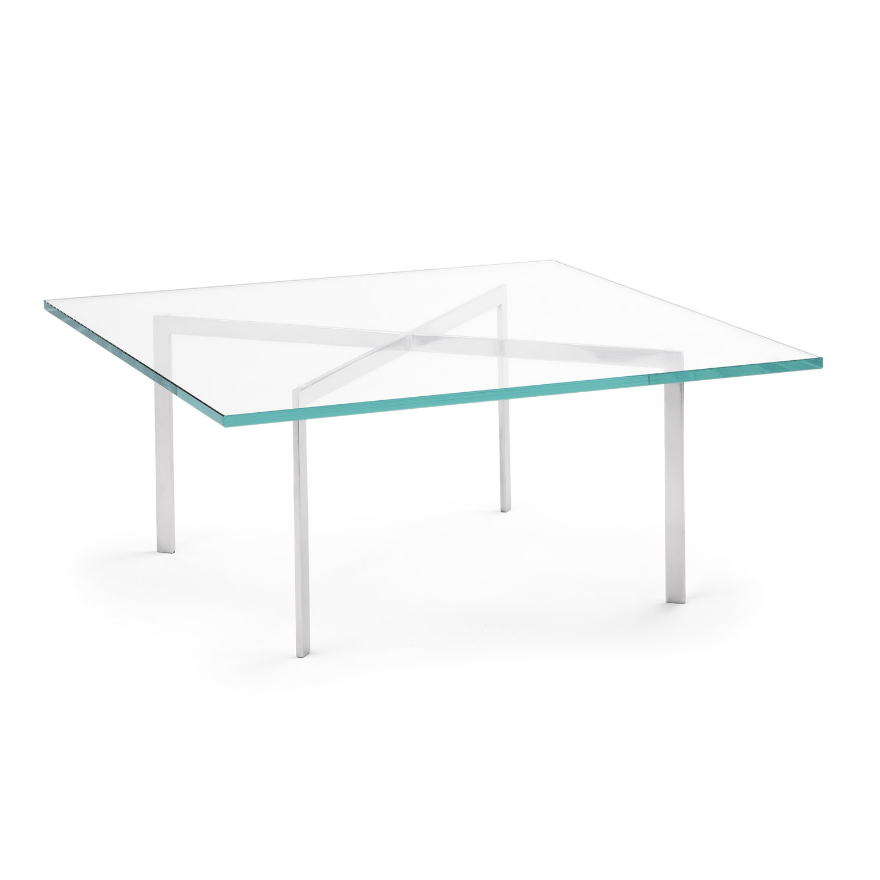 Mies van der Rohe Collection Barcelona Table