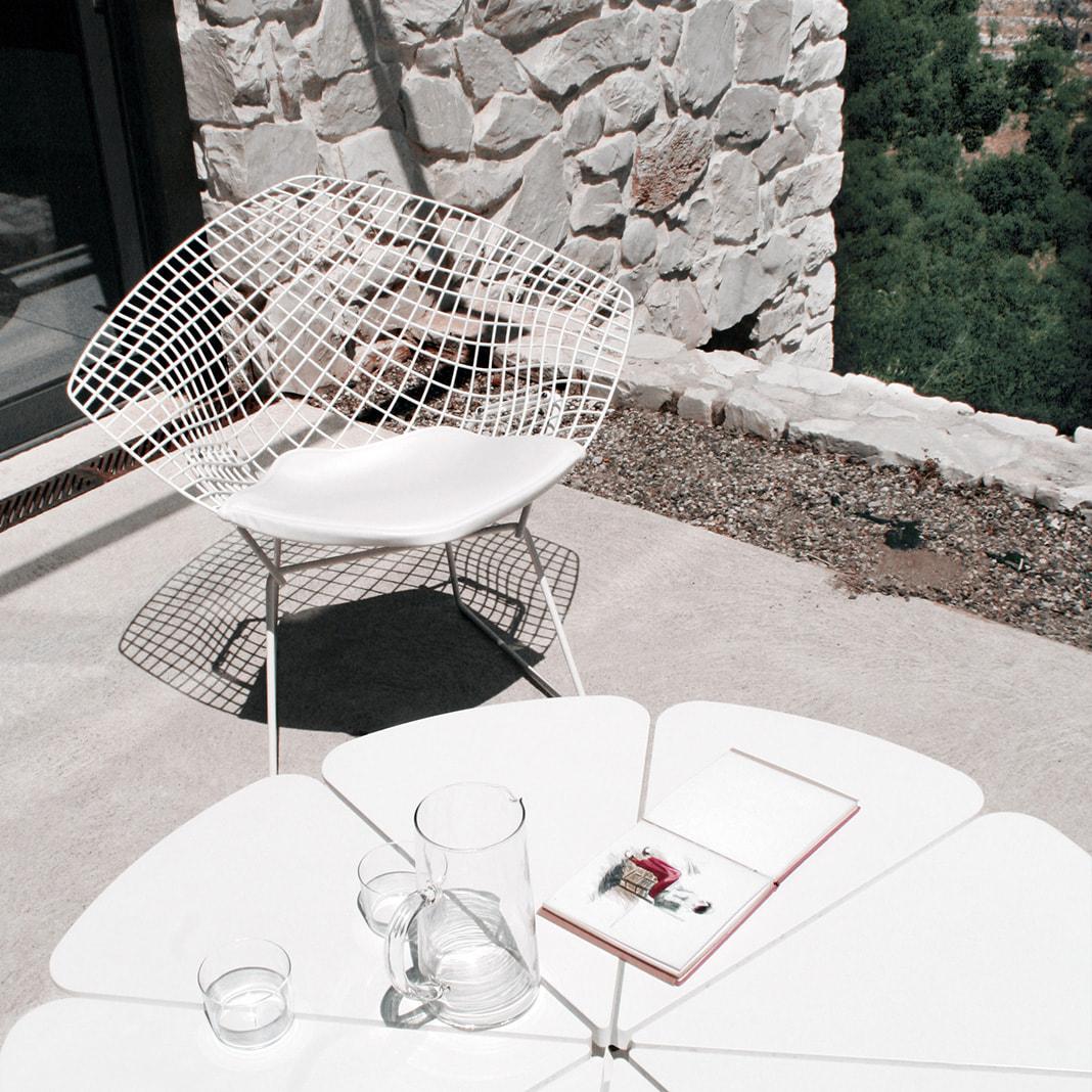 Bertoia Collection Lounge Seating -Diamond Armchair- Outdoor