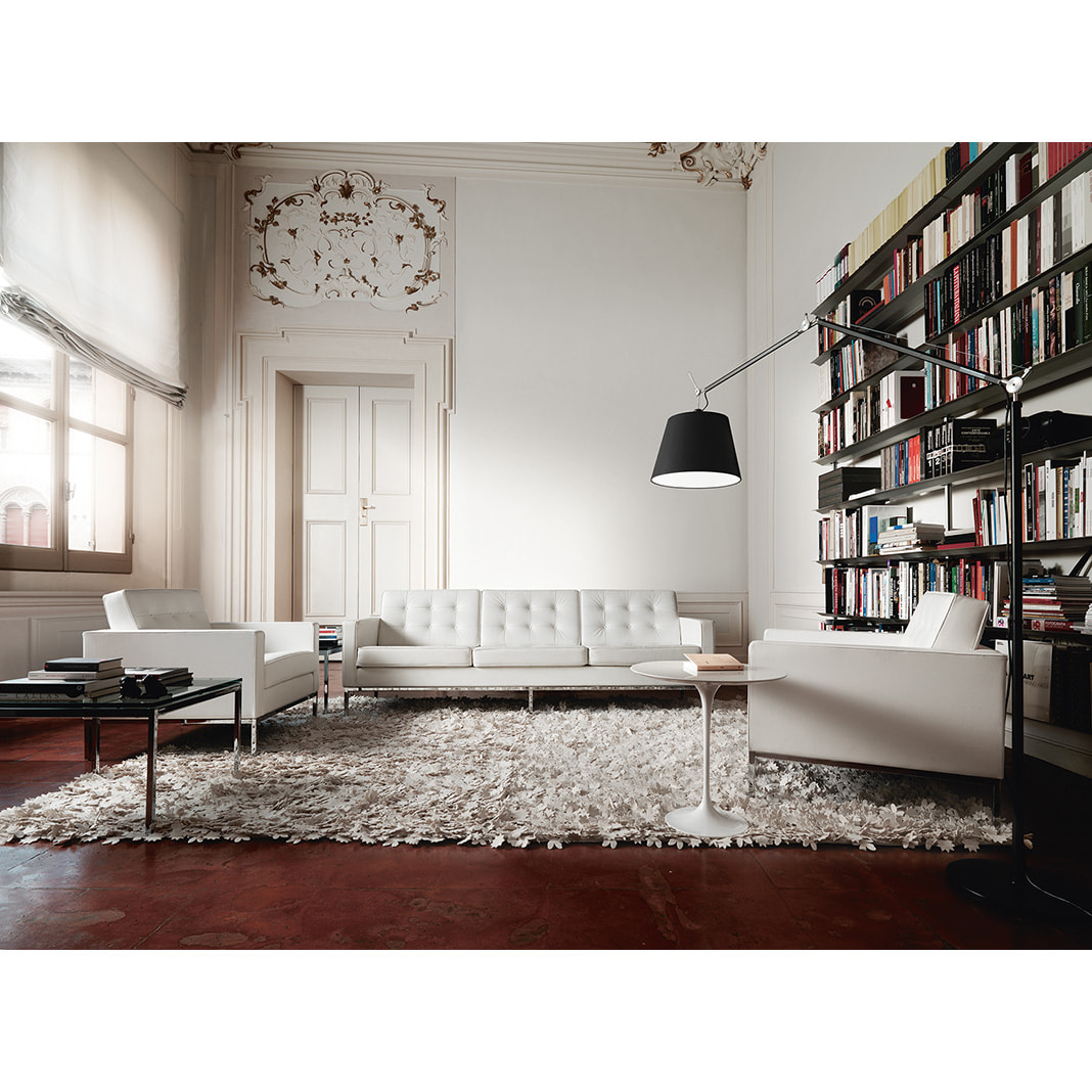 Florence Knoll Collection Classic and Relax Sofa