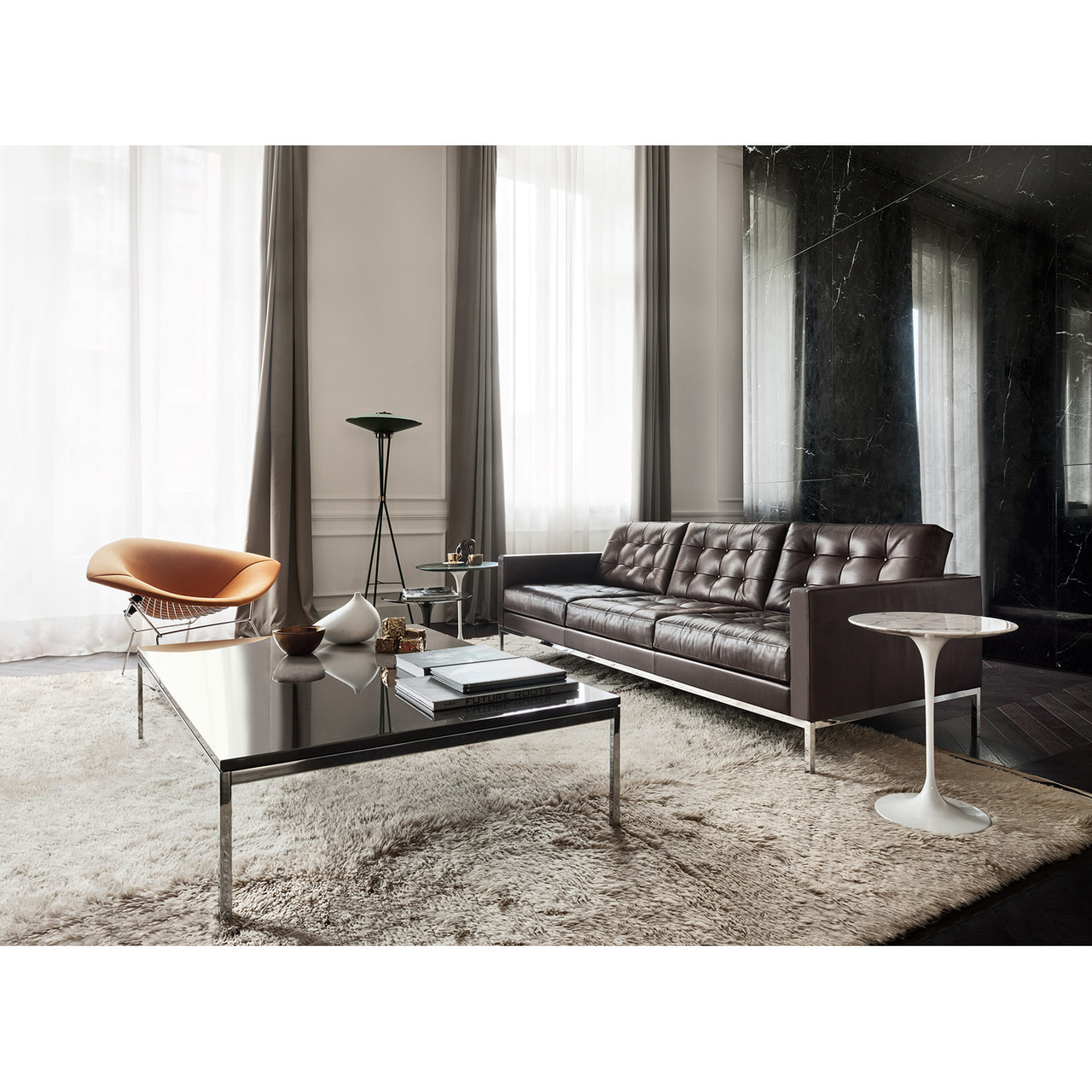 Florence Knoll Collection Low Tables
