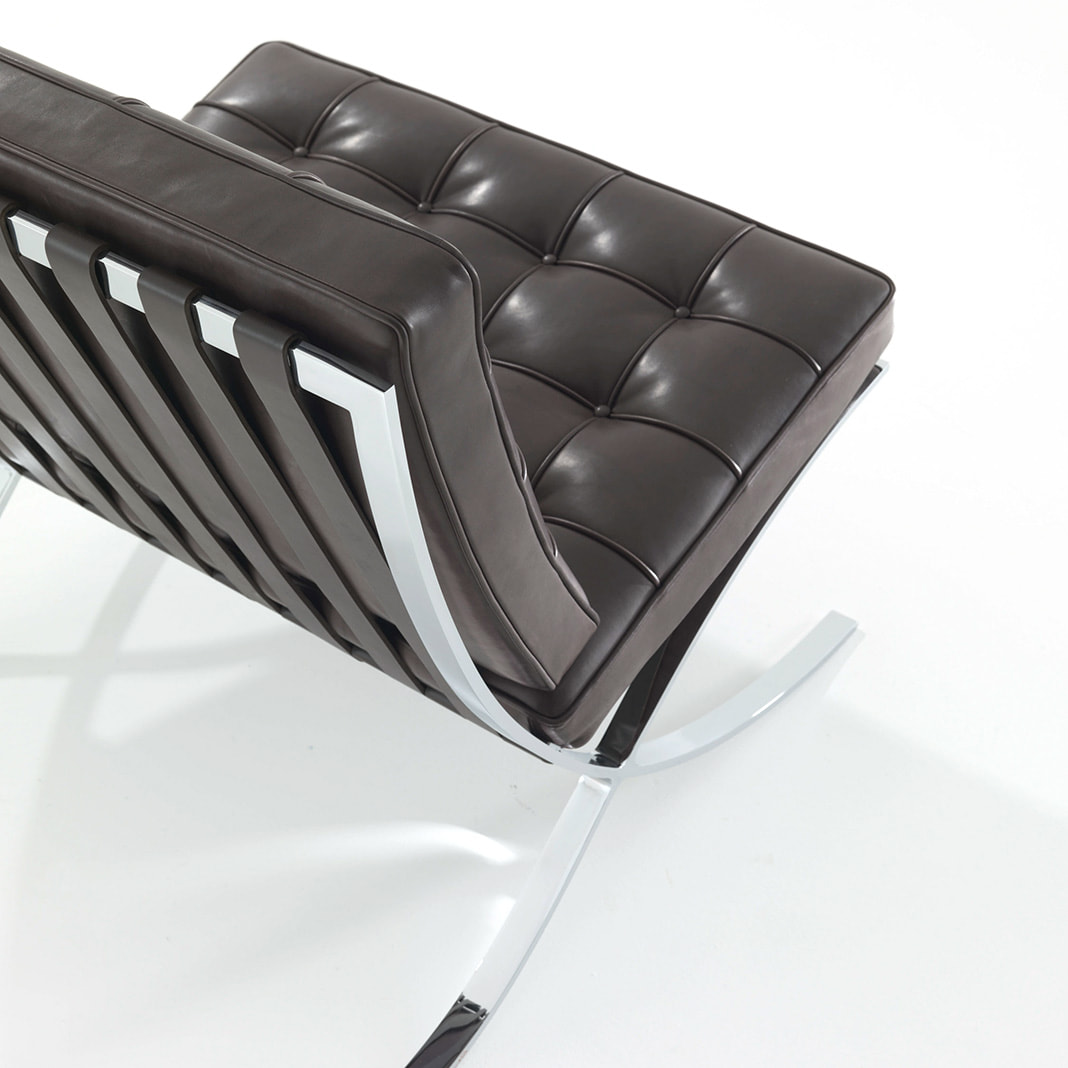 Mies van der Rohe Collection Barcelona chair - Relax [QuickShip]