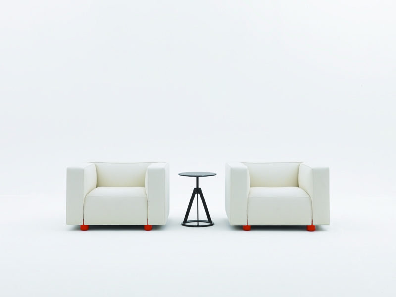 Edward Barber & Jay Osgerby Sofa Collection - Compact
