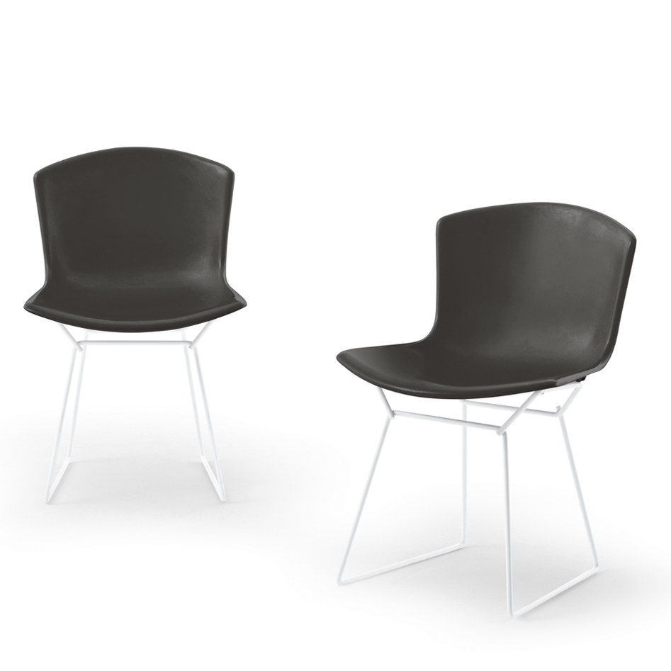 Bertoia Collection Side Chair -Plastic Side Chair- Outdoor