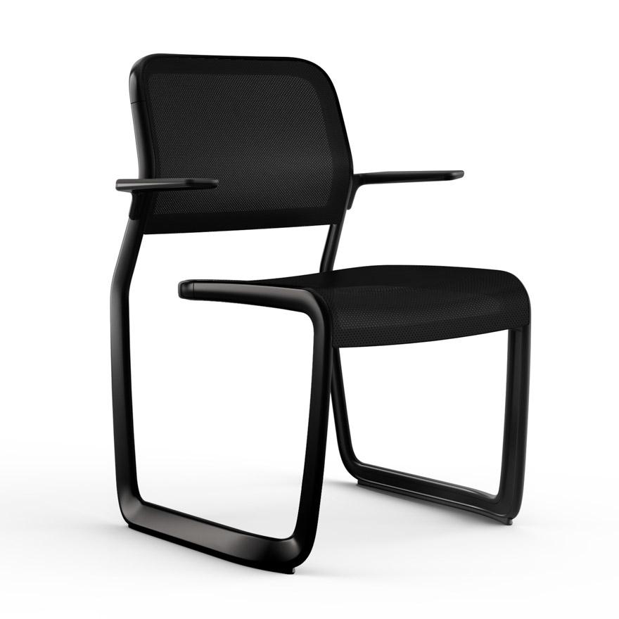 Newson Aluminum Chair