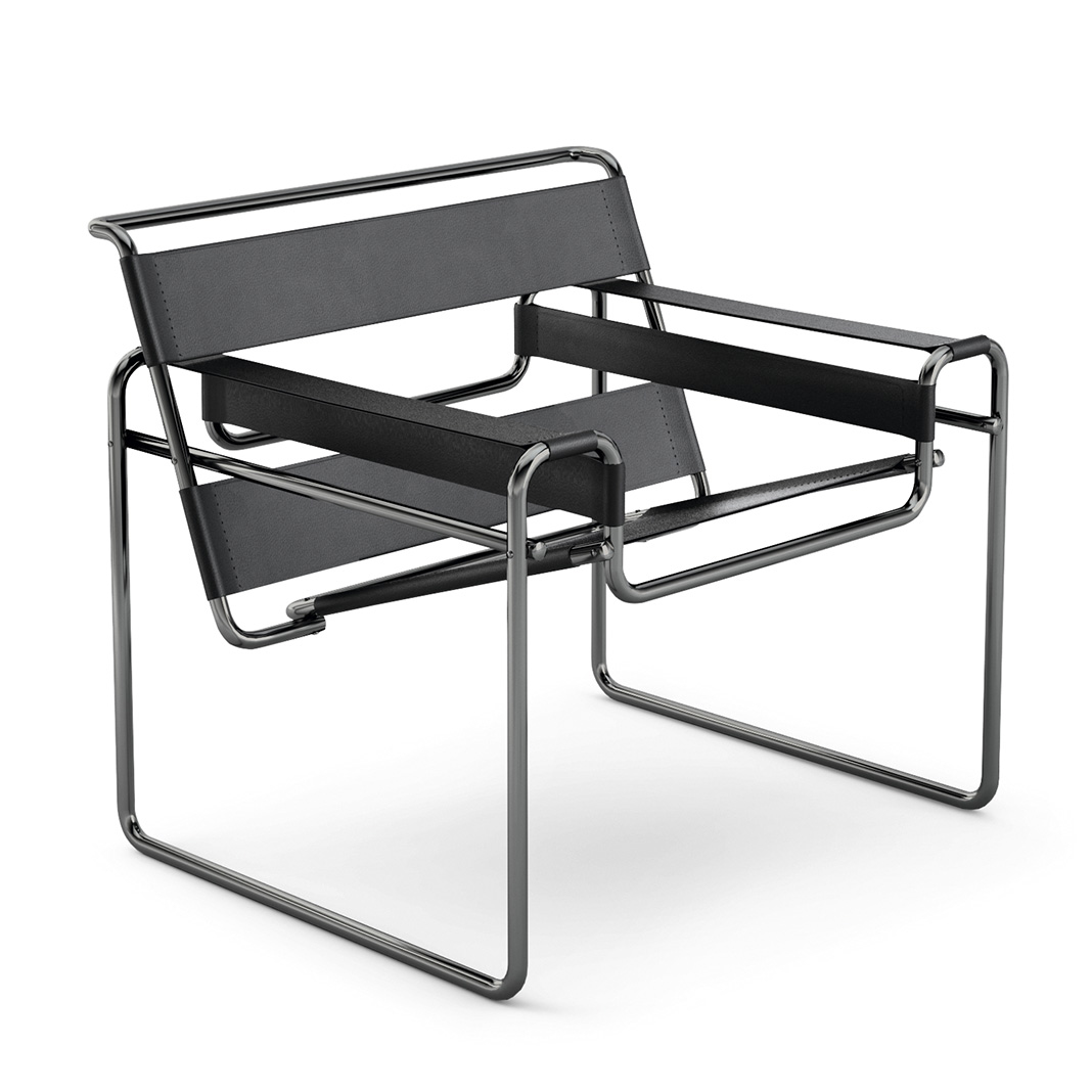 Breuer Collection Wassily® Chair Bauhaus 100th Anniversary – Limited Edition