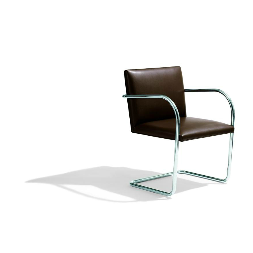 Mies van der Rohe Collection Brno chair tubular