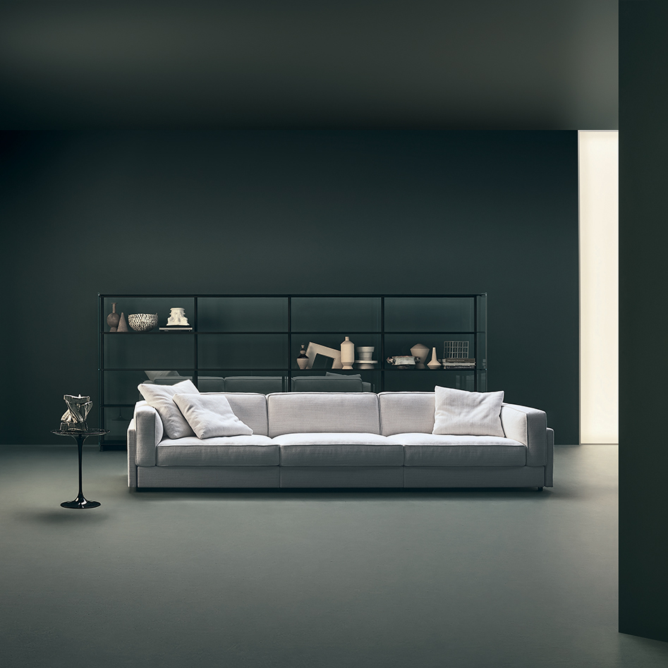Piero Lissoni Collection Gould Sofa