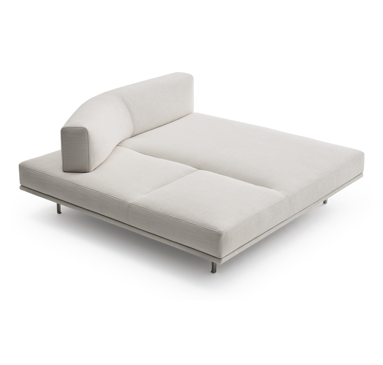Piero Lissoni Collection Matic Chaise Longue Free Standing