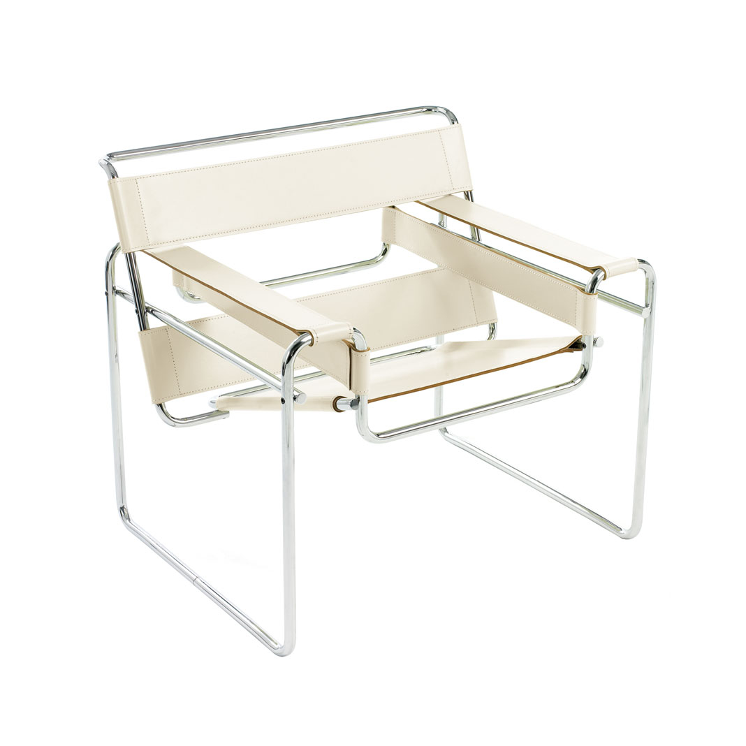 Breuer Collection Wassily Lounge Chair [Quickship]