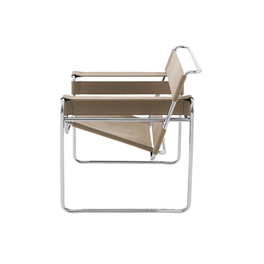 Breuer Collection Wassily Lounge Chair