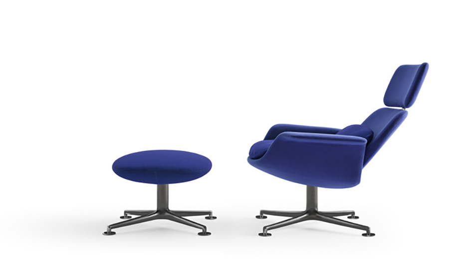 KN Collection by Knoll(Highback chair)